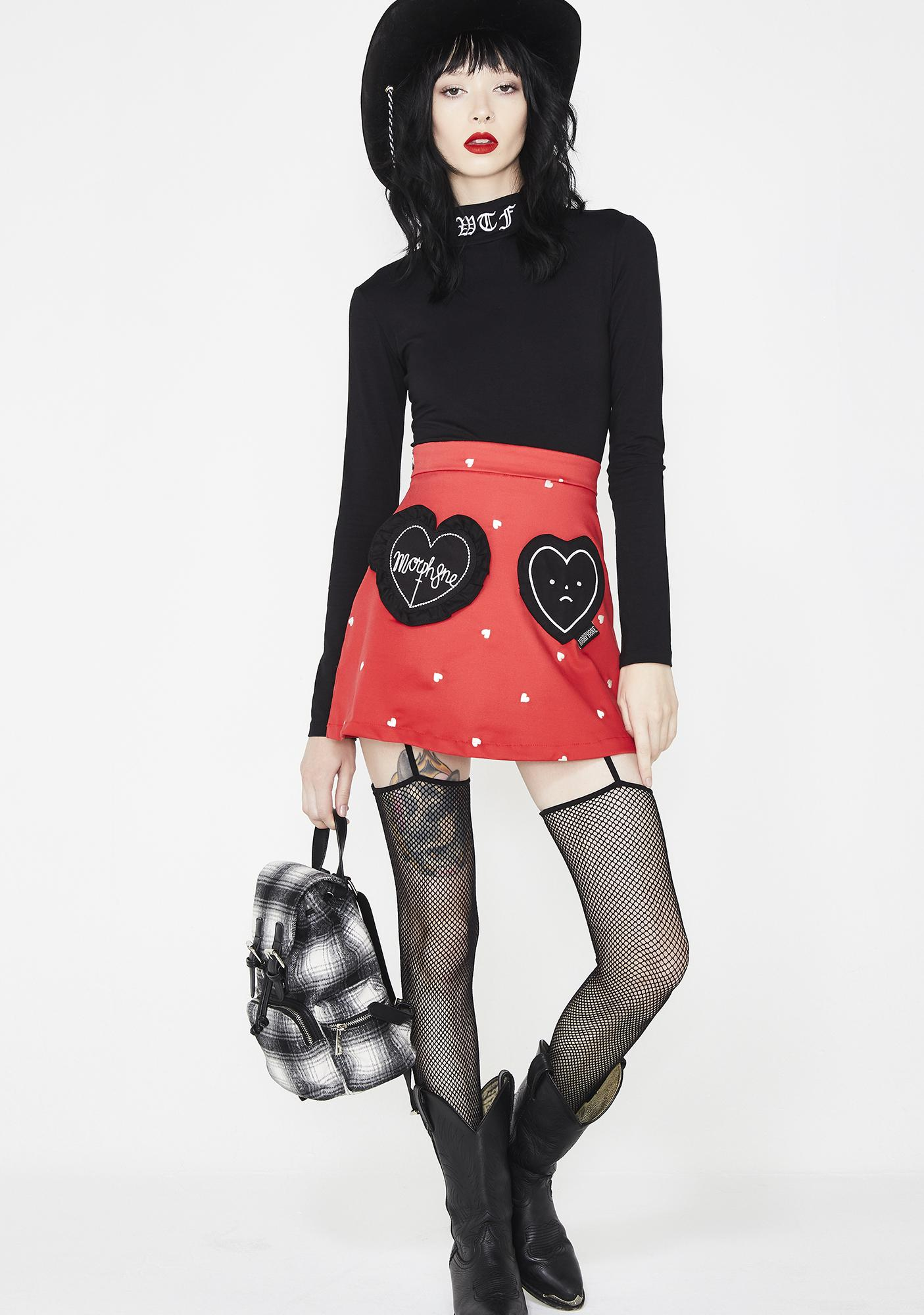Morph8ne Madly Skirt