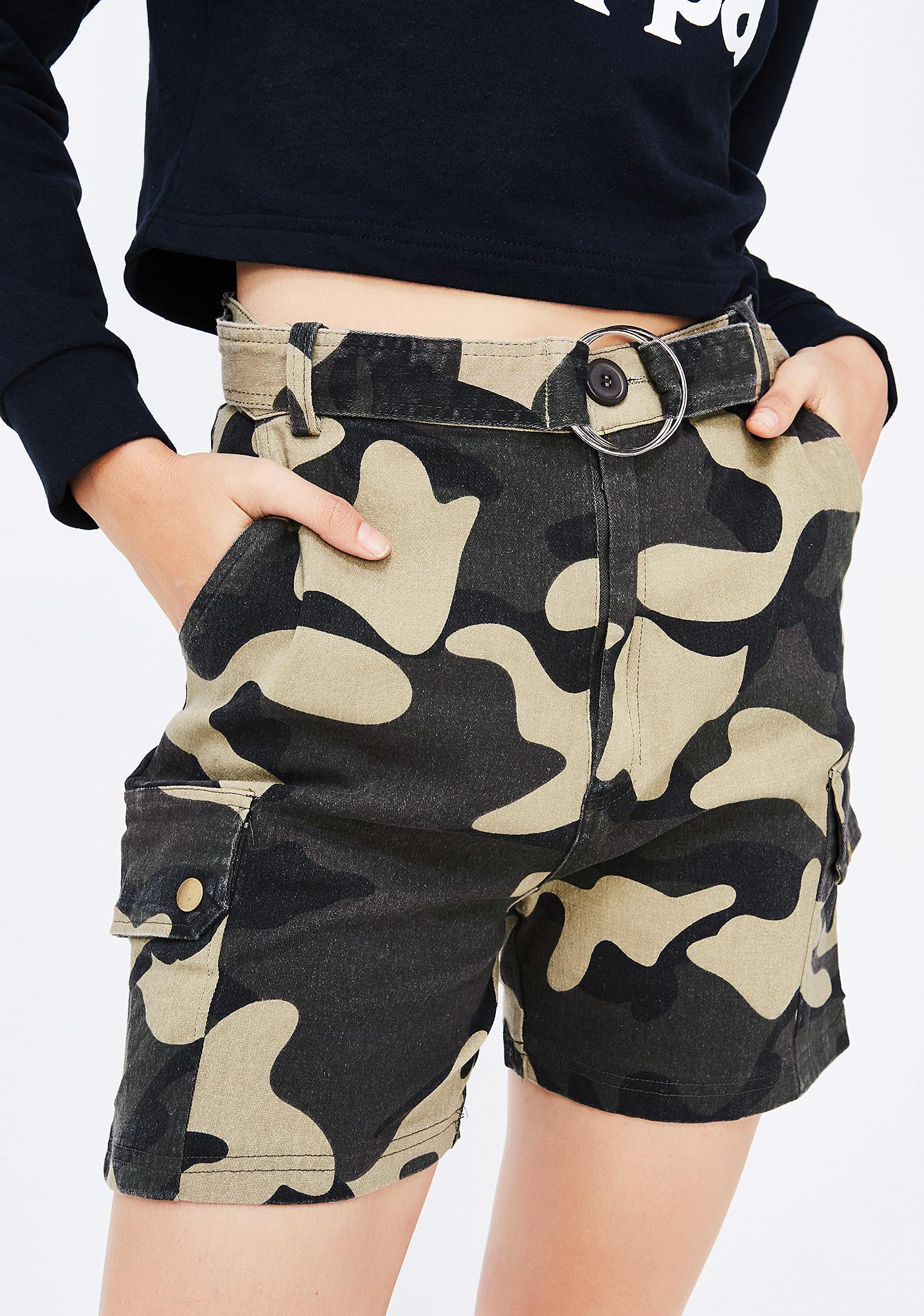 Give Da Boot Shorts