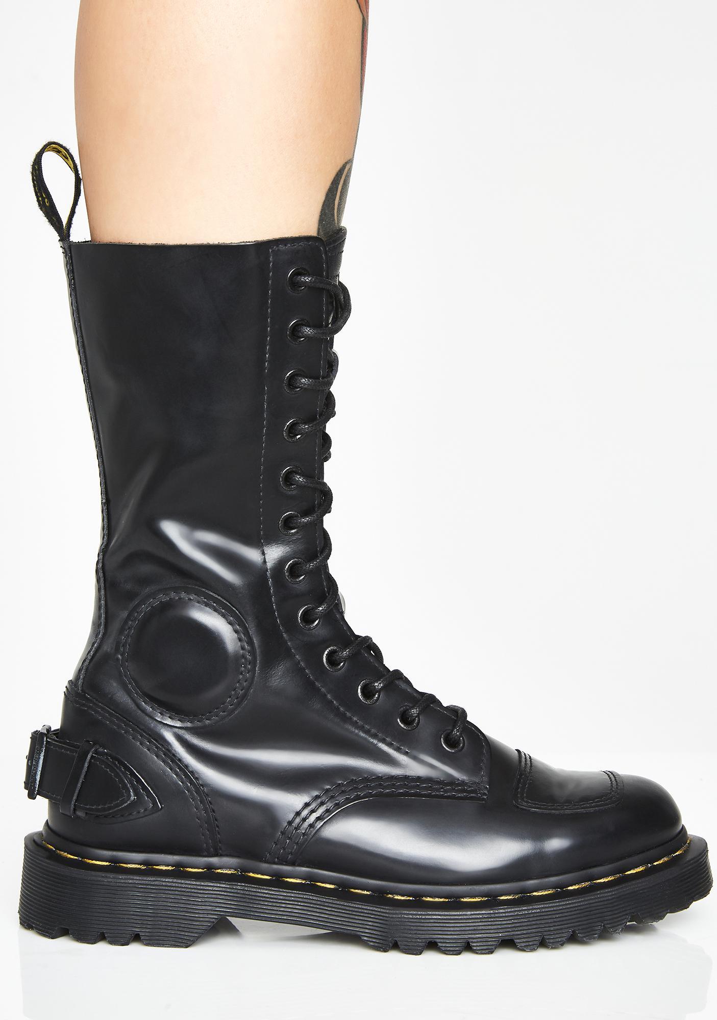 ... Dr. Martens Neilson Combat Boots ... 0009dbaa5aa6