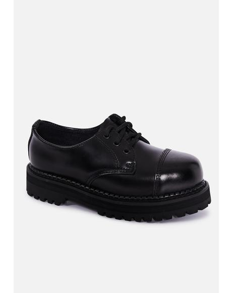 Proper Work Oxford Shoes