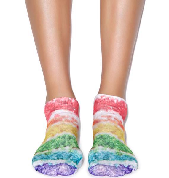 Ain't Even My Birthday Ankle Socks