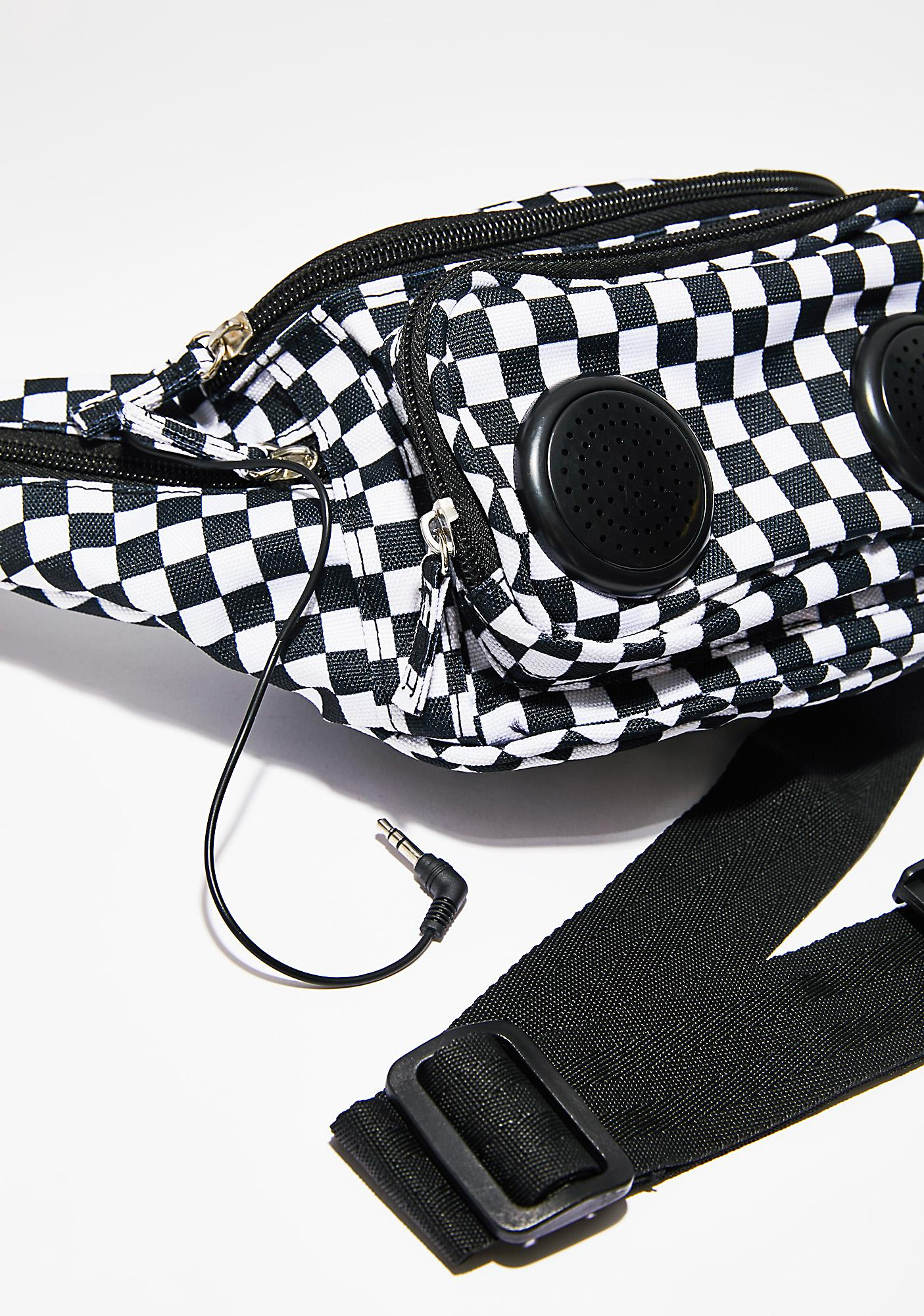 Play The Tunes Speaker Fanny Pack