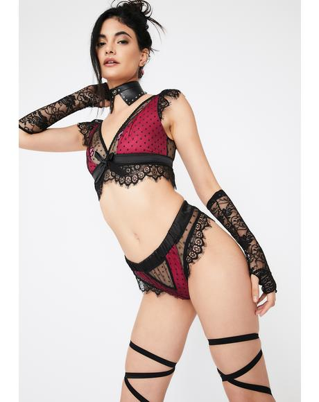 Lust Or Love Lace Set