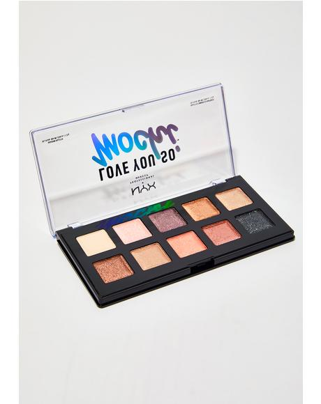 Sleek And Chic Love You So Mochi Eyeshadow Palette