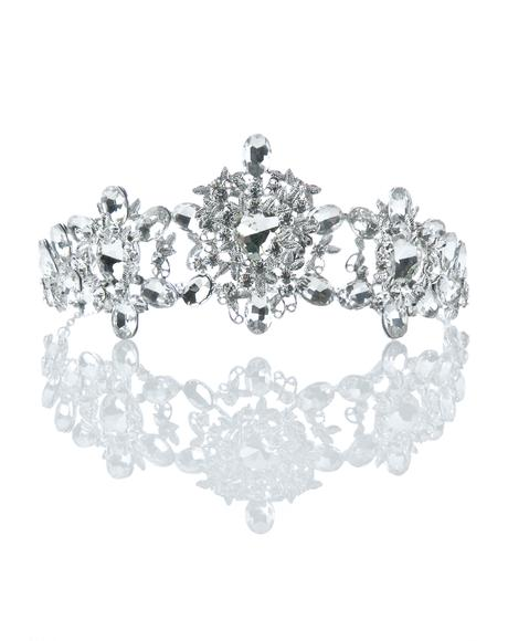 Helena Crystal Crown