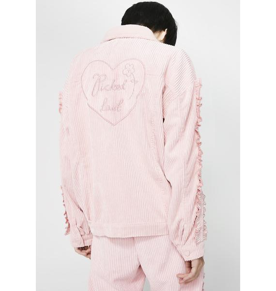 Lazy Oaf The Big Cord Jacket
