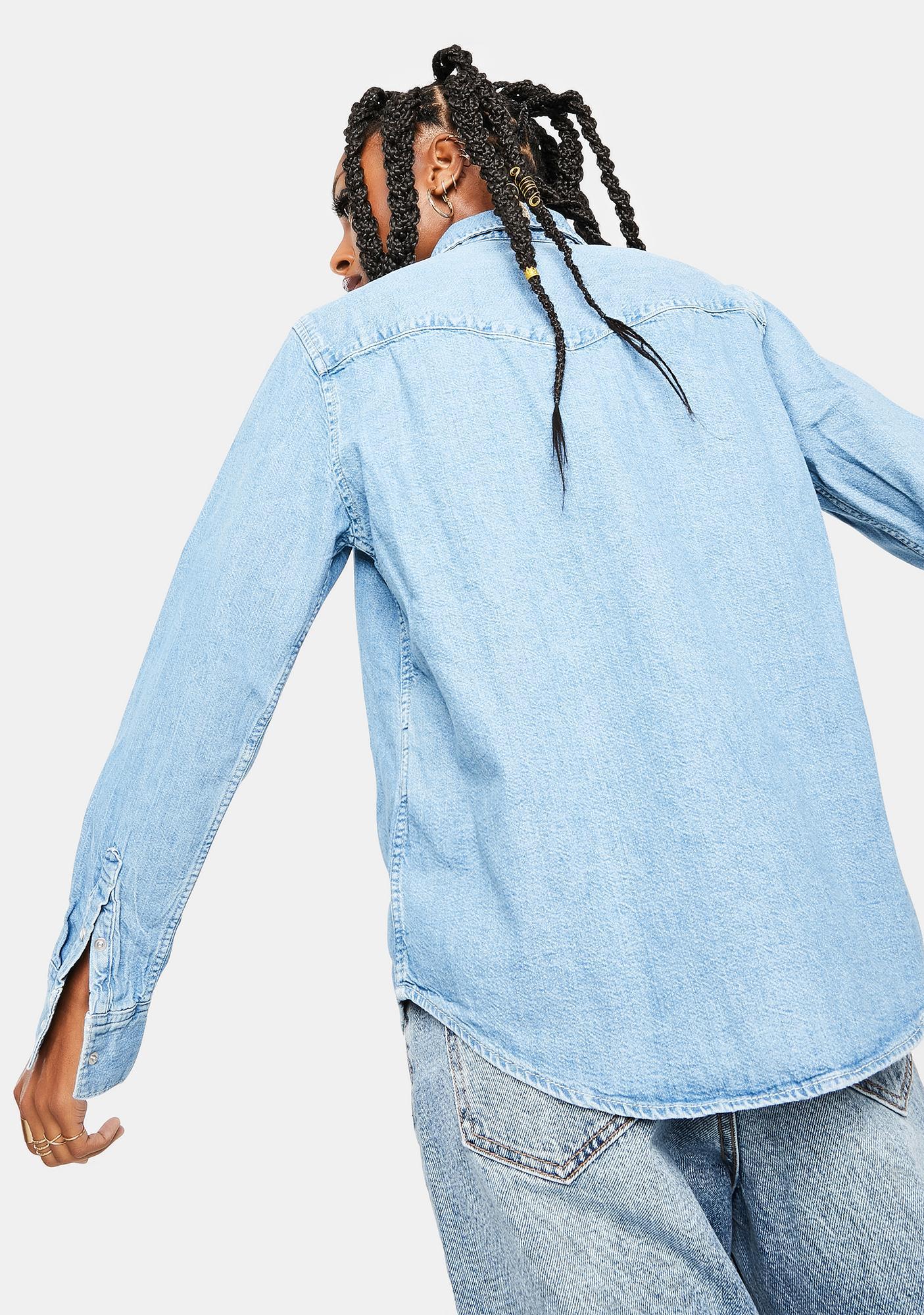 Levis Day Tripper Essential Denim Shirt