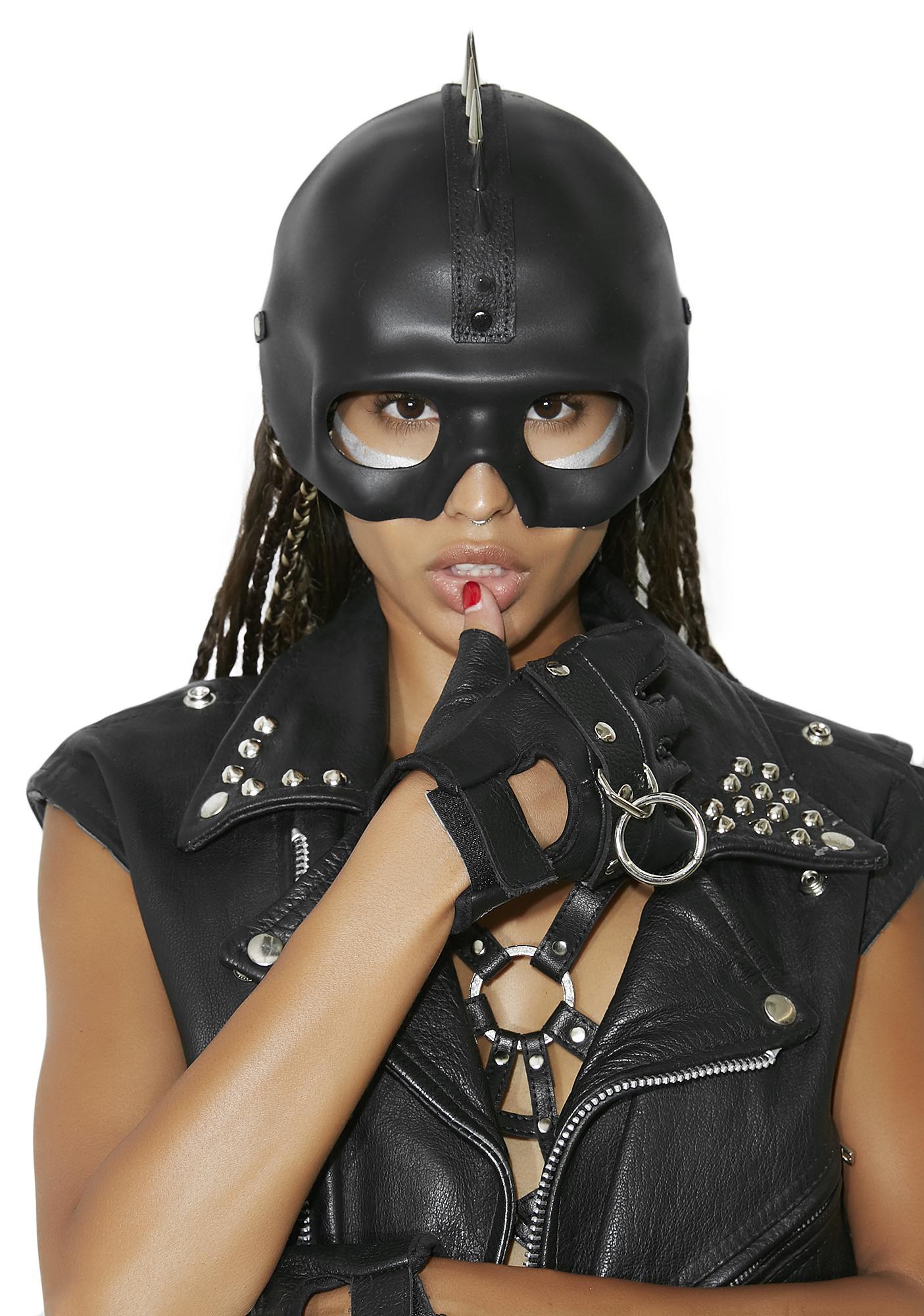 Mad Maxine Face Mask