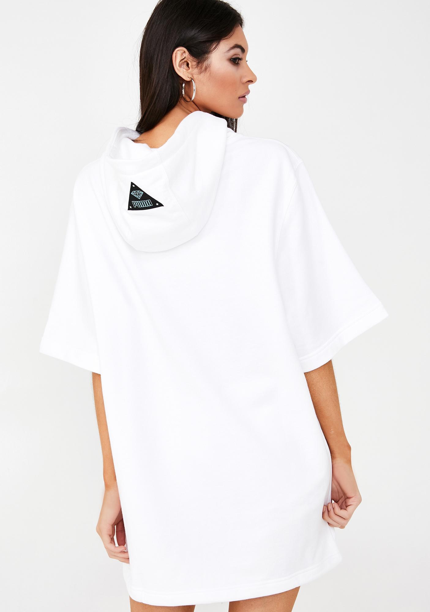 PUMA X Diamond Supply Co Short Sleeve Hoodie