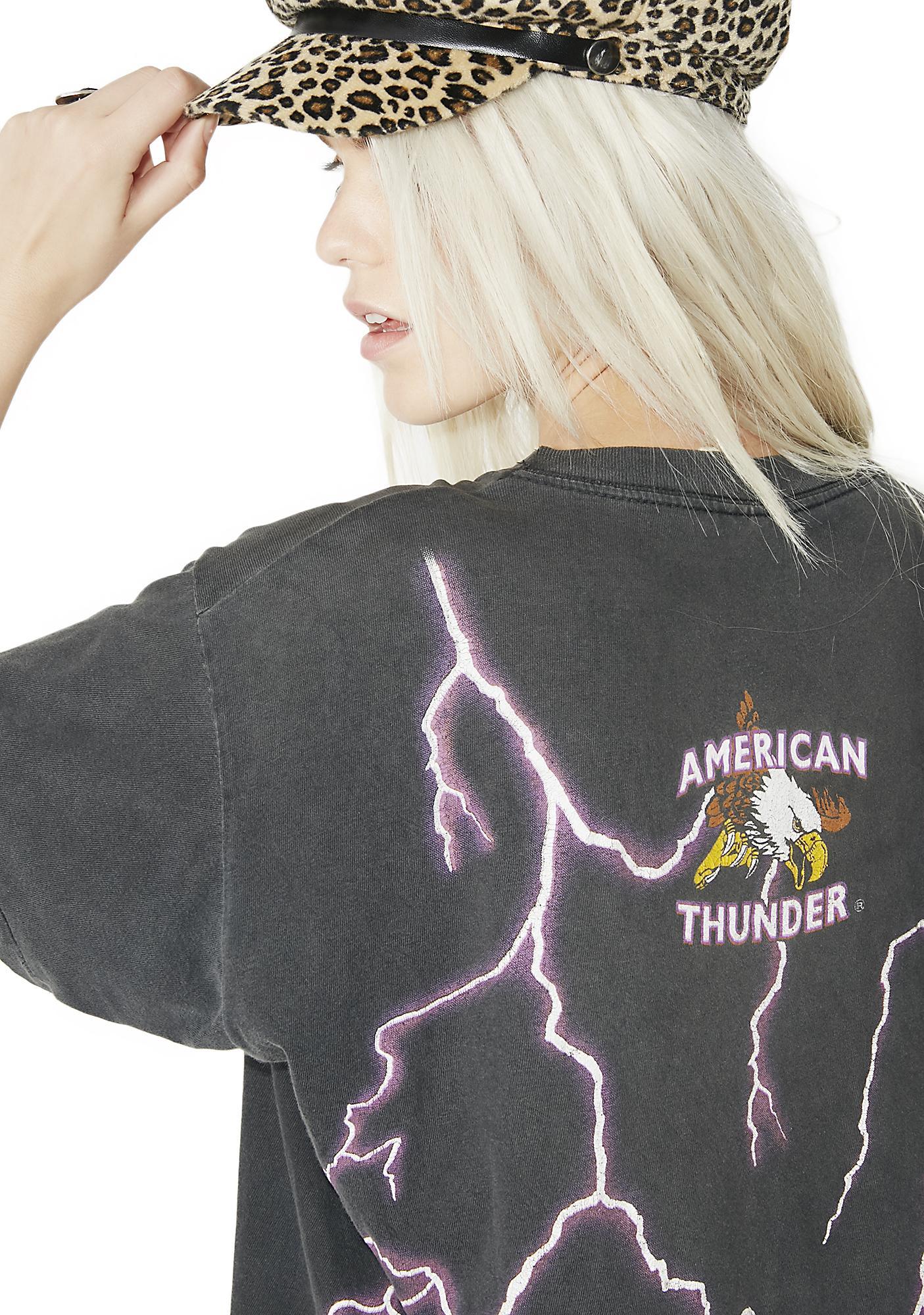Vintage American Thunder Tee