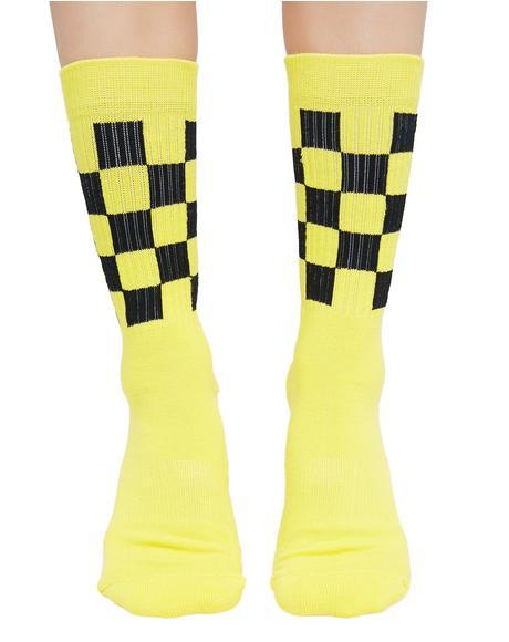 Taxi Socks