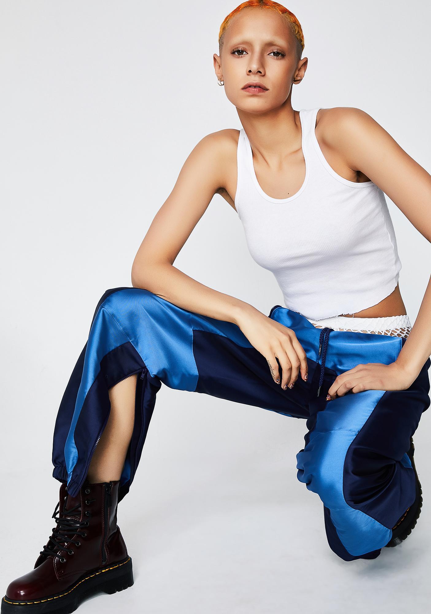 PUMA FENTY PUMA By Rihanna Satin Track Pants
