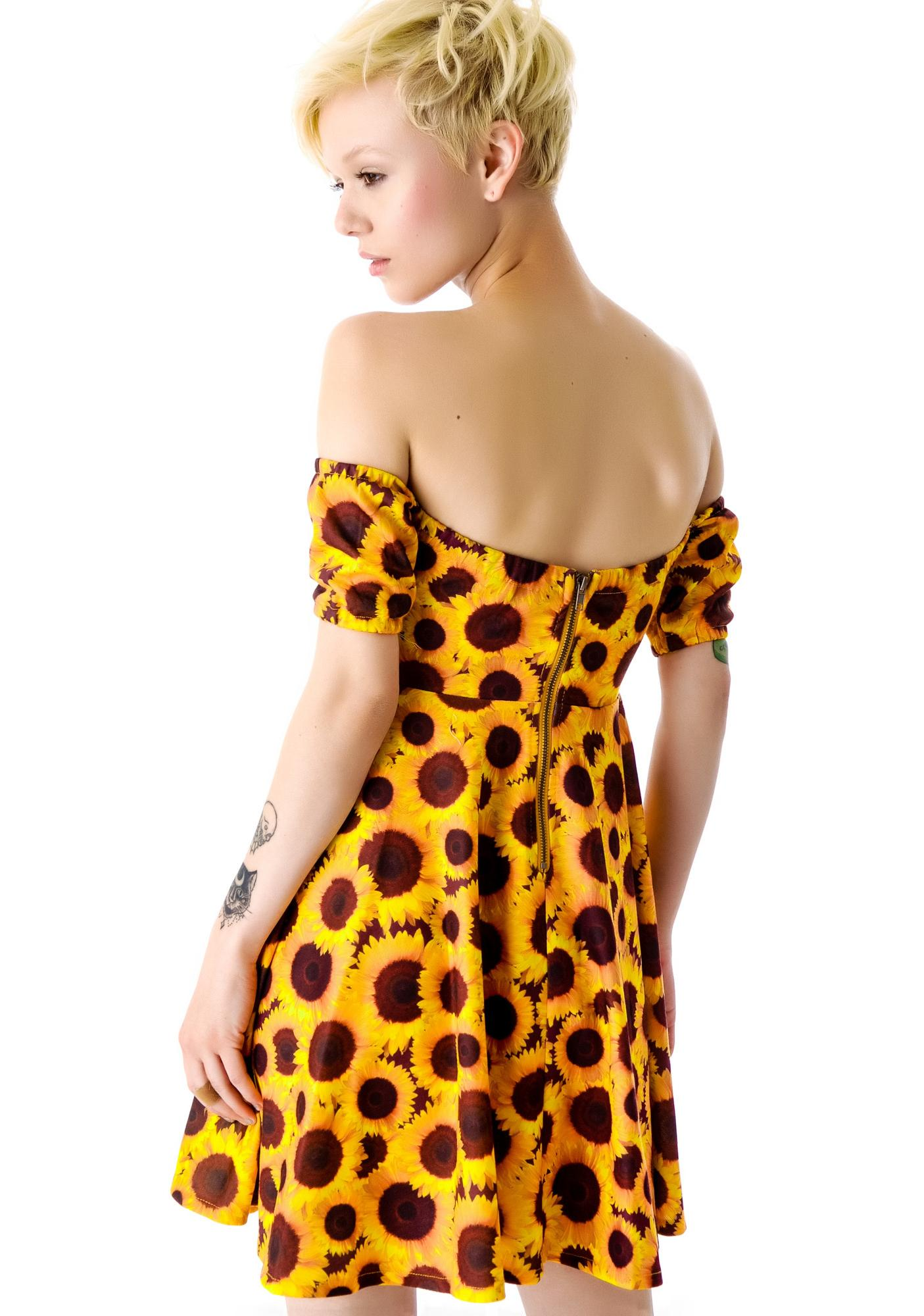 Empty Garden Dress