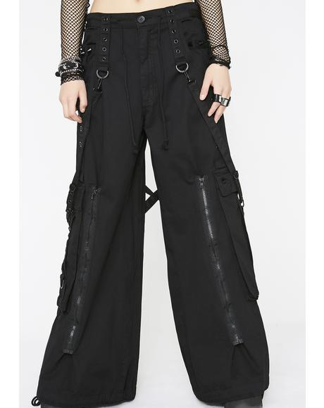 Back Up Skull Pants