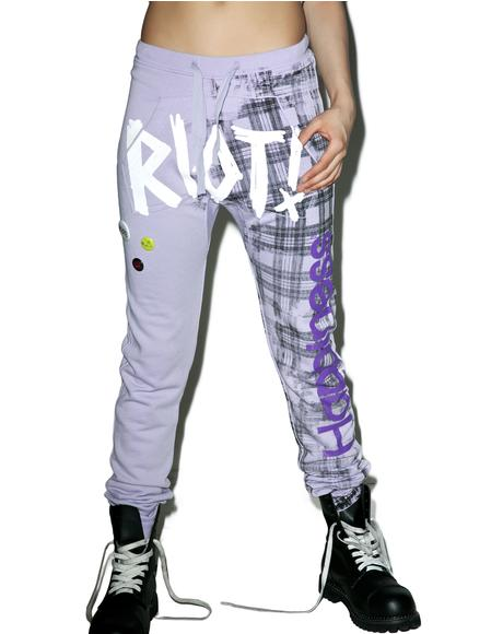 x Hanna Beth Riot Sweatpants
