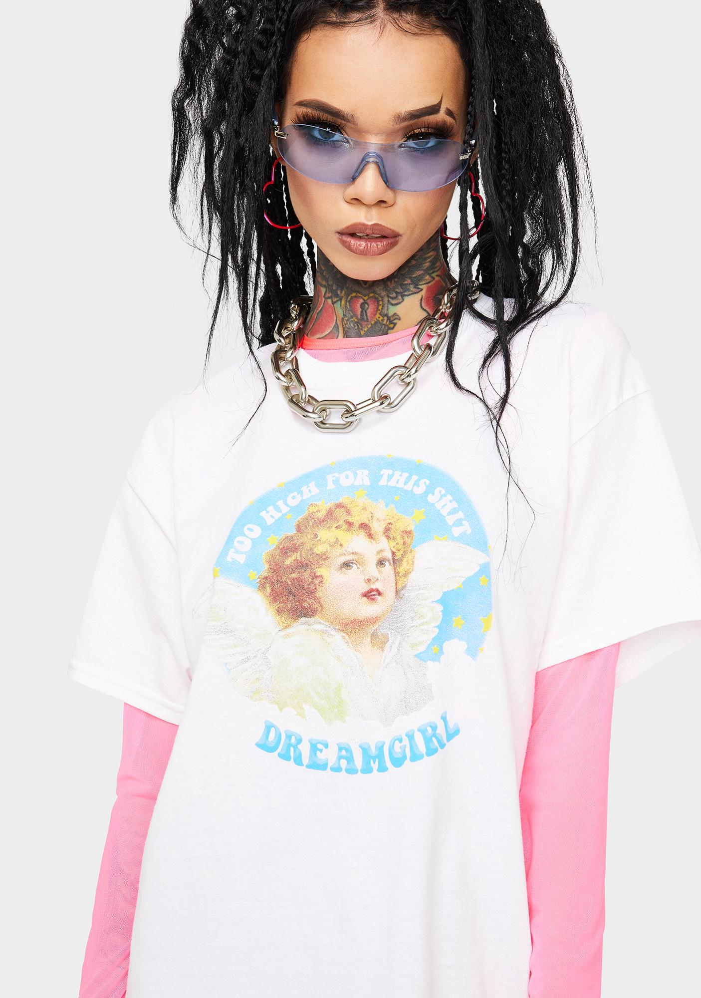 Dreamboy Too High Graphic Tee