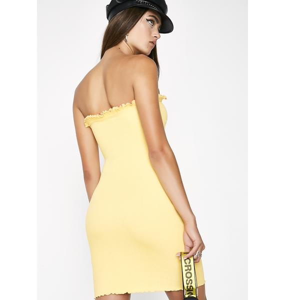 Sunny Daze Bodycon Dress