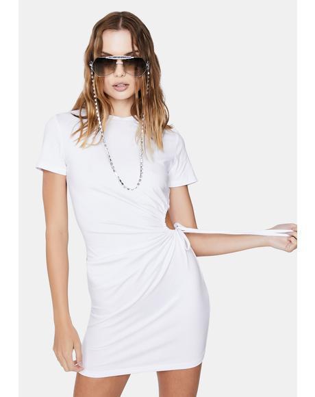 Waist Point Sun Dress