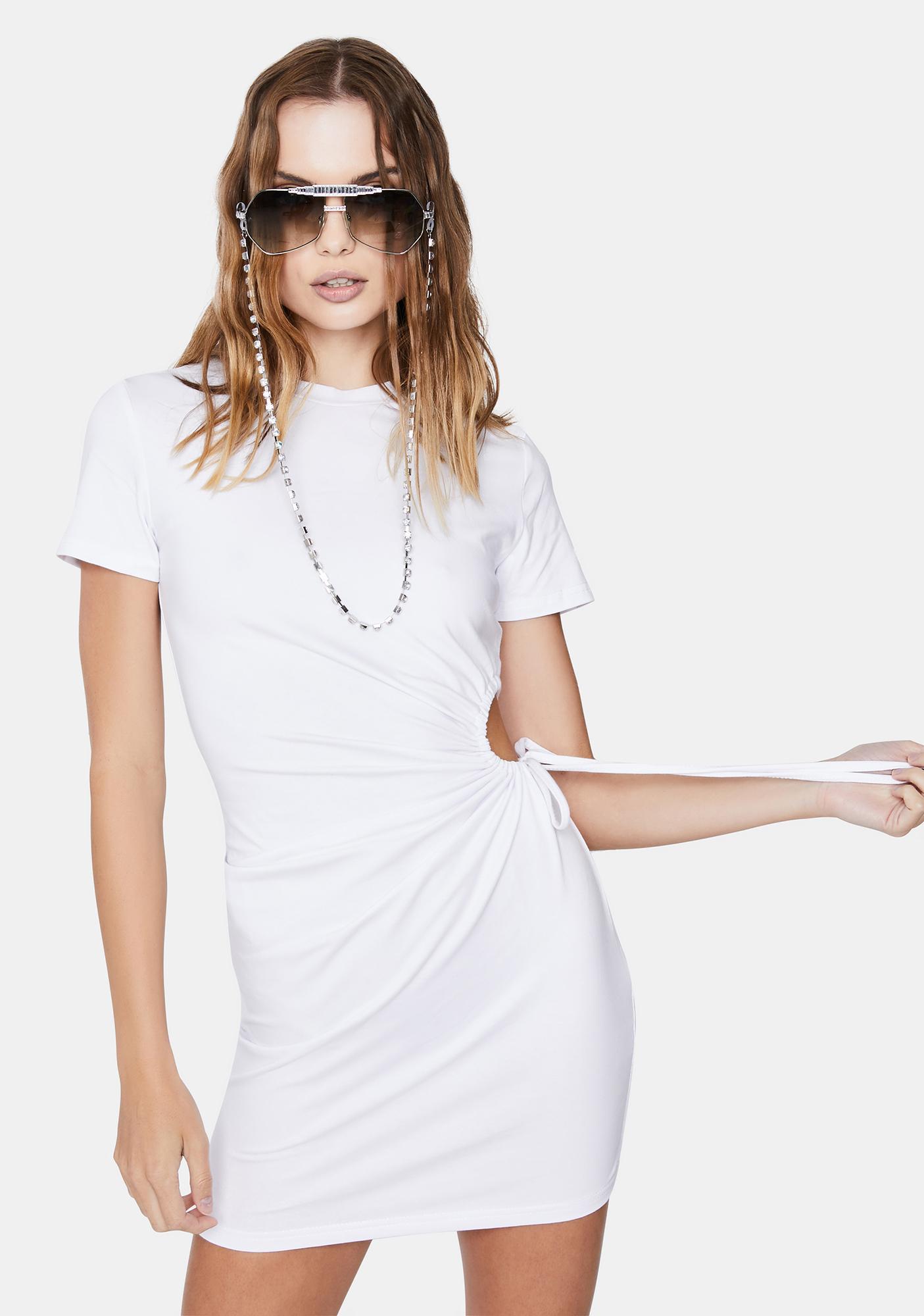 ZEMETA Waist Point Sun Dress
