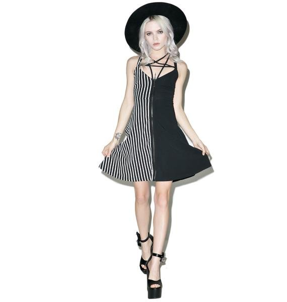 Killstar Sera Star Harness Dress