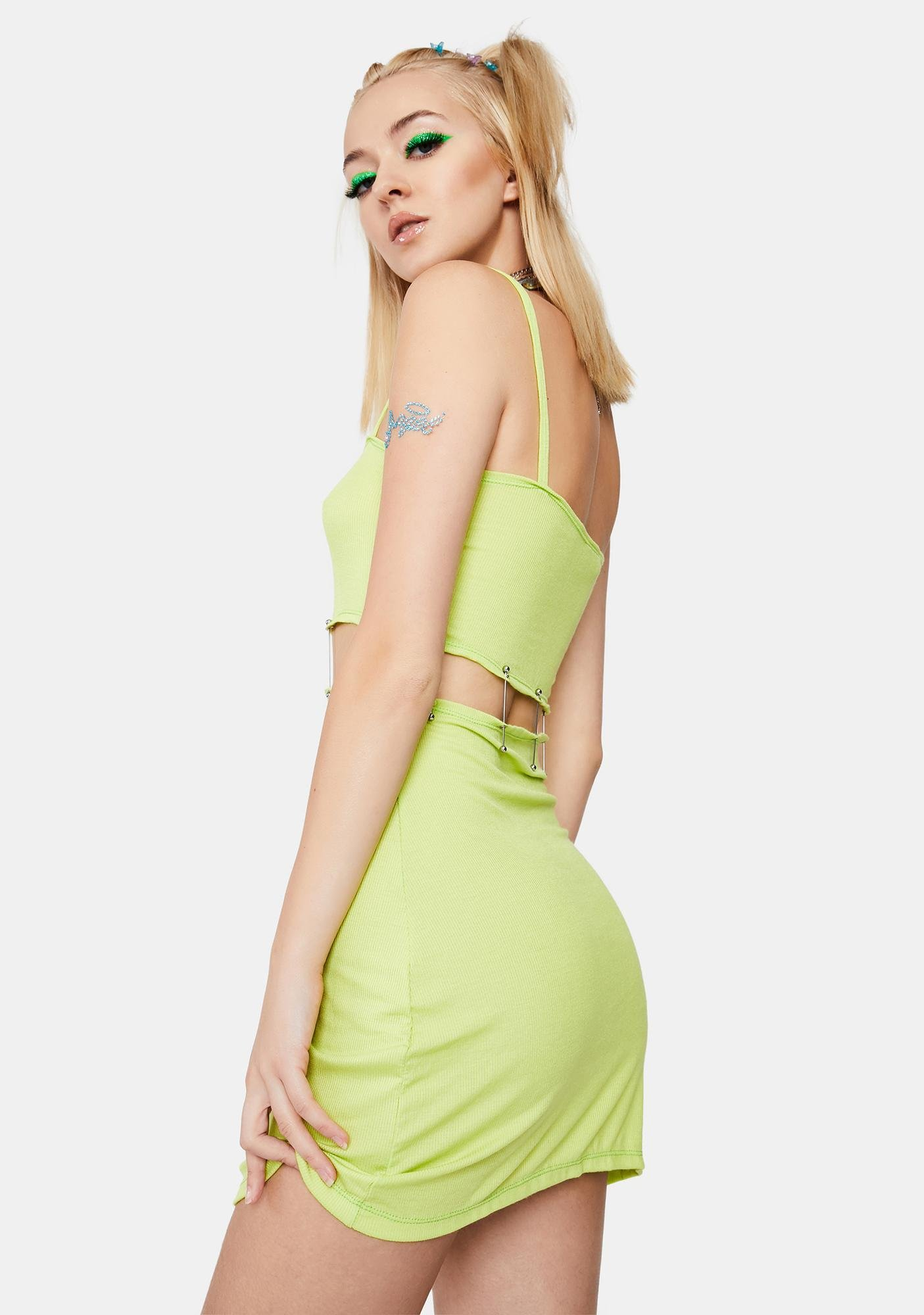 Ivy Berlin Alyssa Mini Dress
