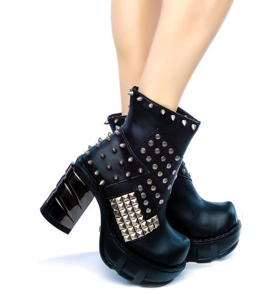 Demonia Sinister Boots