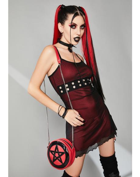 Sinner's Club Mini Dress