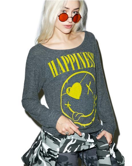 Breanna Pullover Sweatshirt