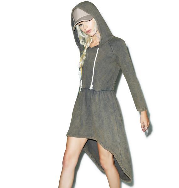 Malone Hoodie Dress