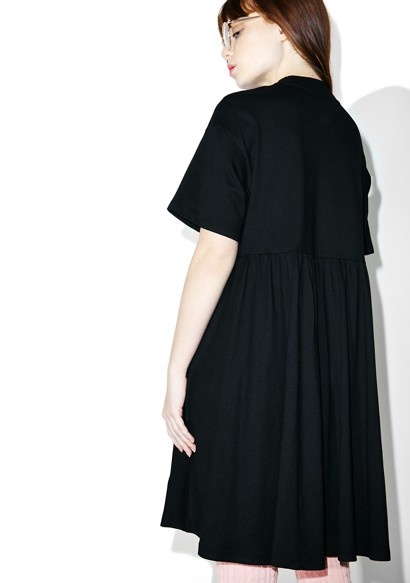 Lazy Oaf Empty Heart Dress