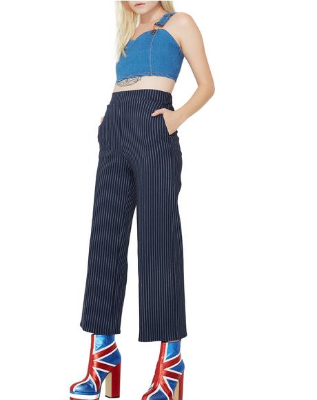 Townsend Cropped Pants