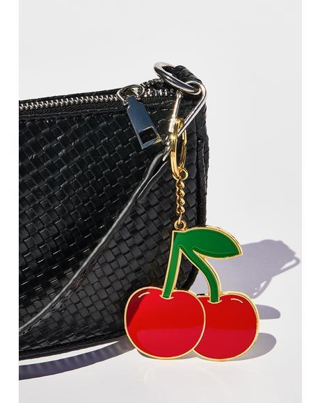 Total Tart Cherry Keychain
