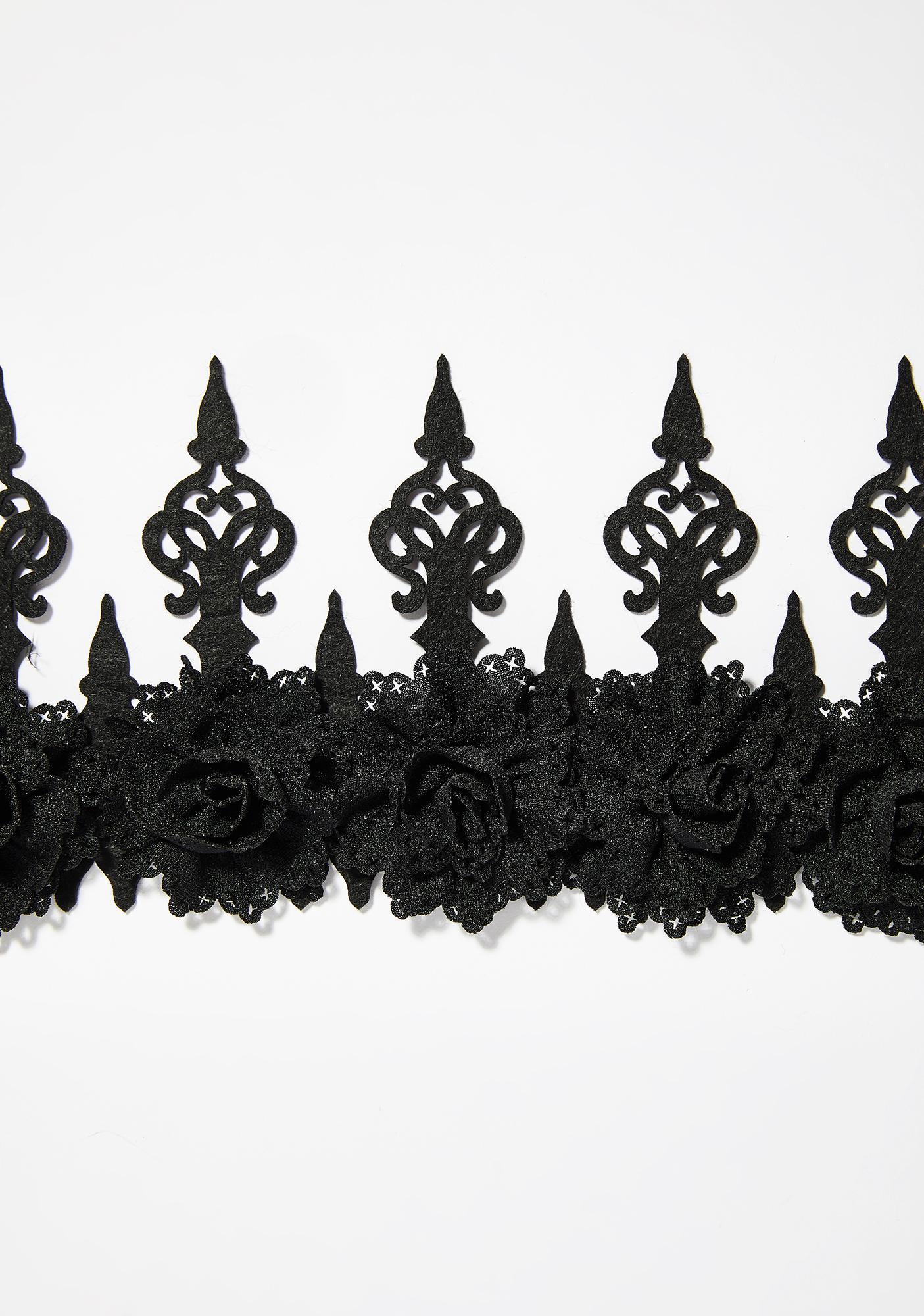 Sacred Ascendant Rose Crown