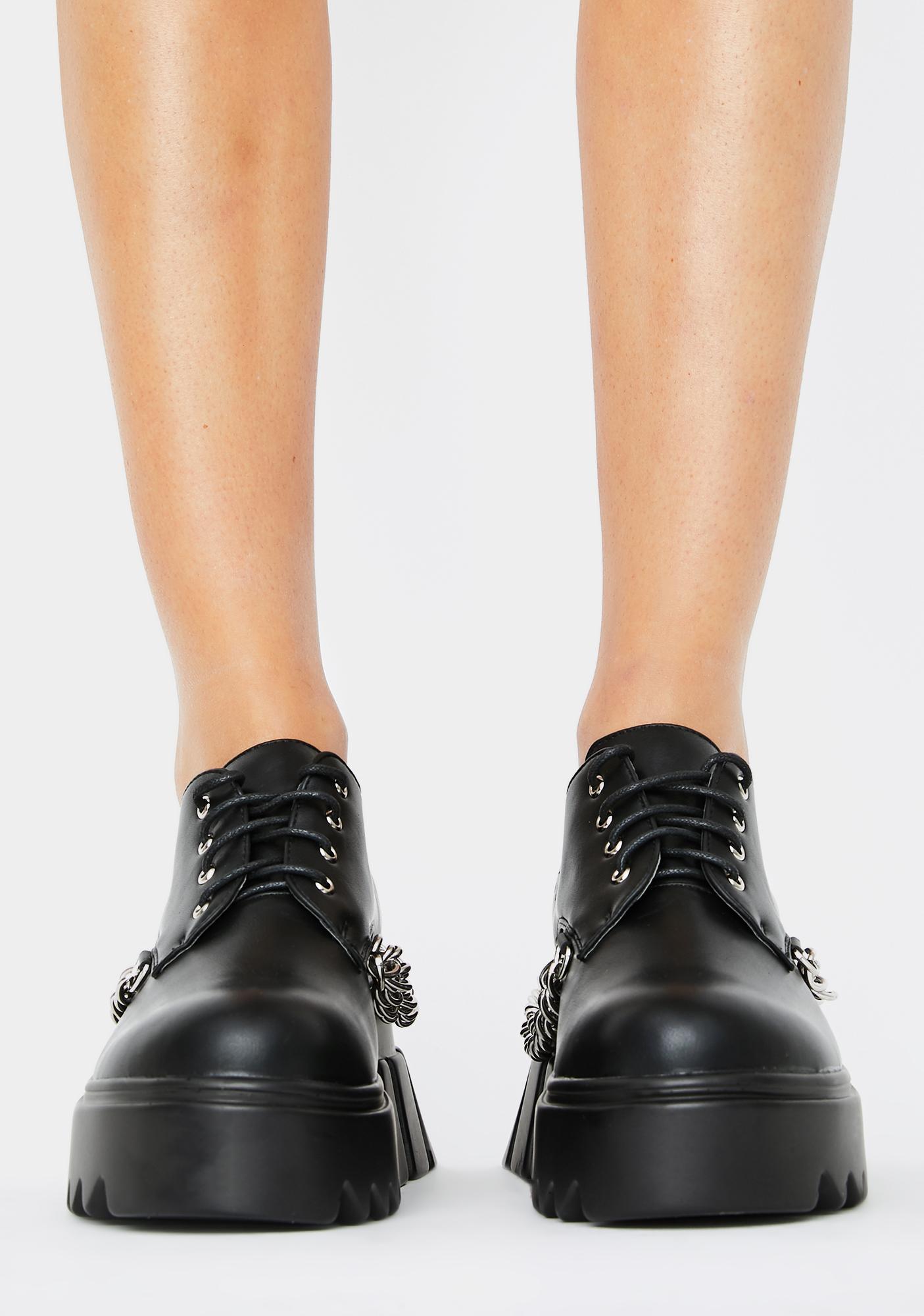 Lamoda Doubts Creeper Sneakers