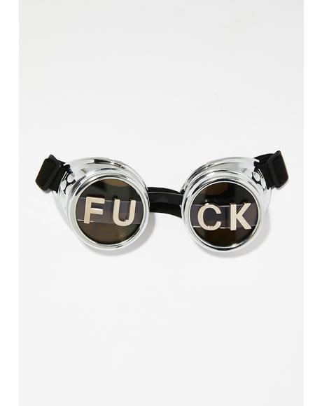 F-U Goggles