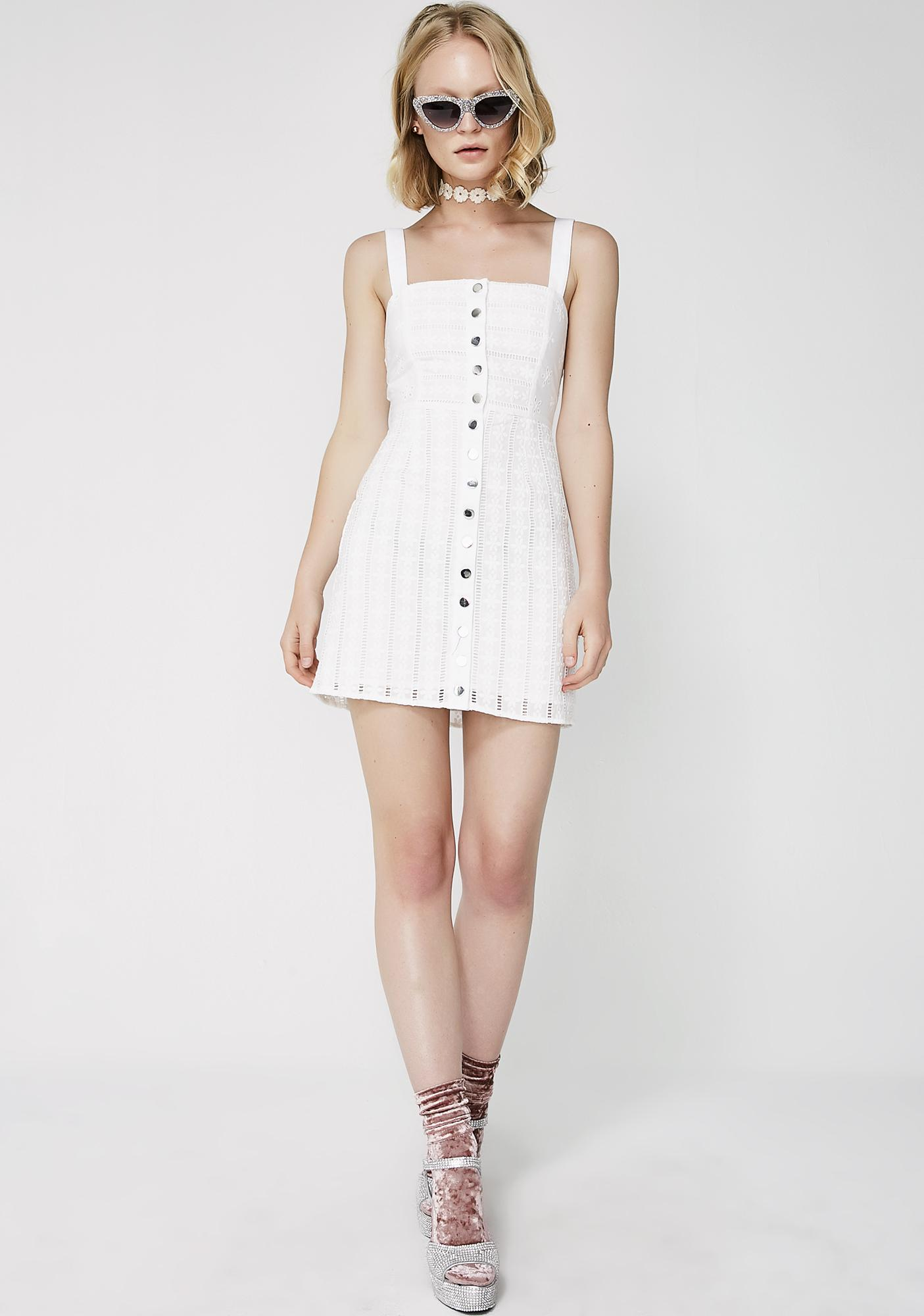 0e0542a40632 ... For Love   Lemons Hermosa Eyelet Snap Dress ...