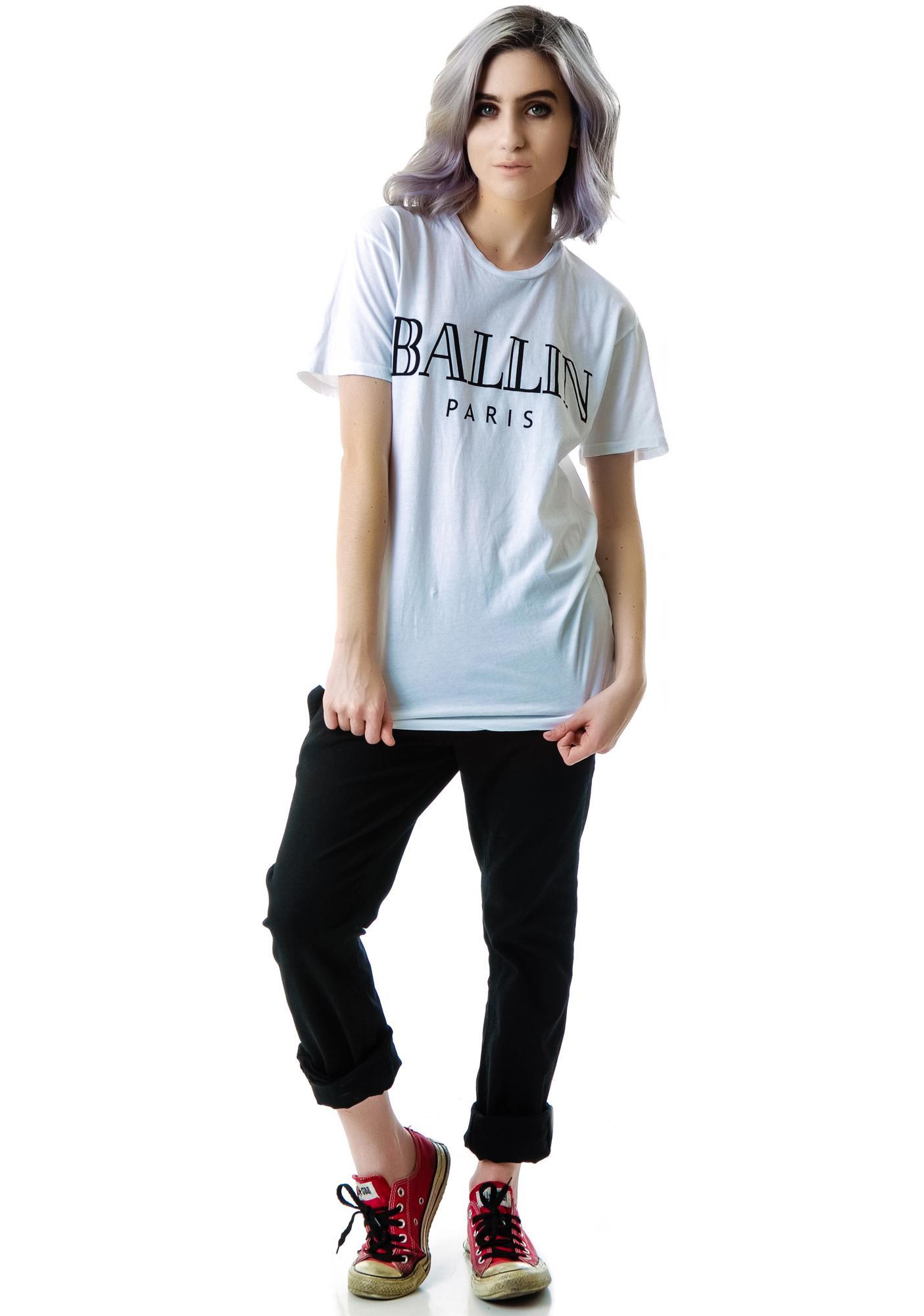 Brian Lichtenberg Ballin Crewneck Shirt
