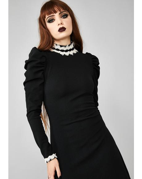 Heathen In Disguise Mini Dress