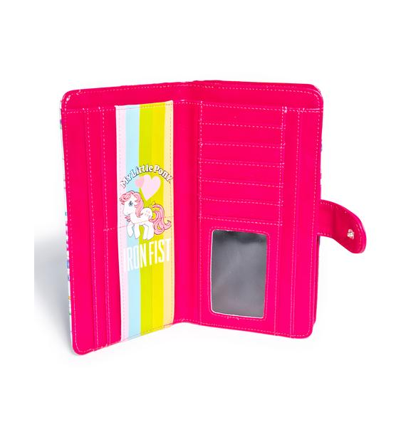 Iron Fist My Little Pony Merry Go Round Wallet