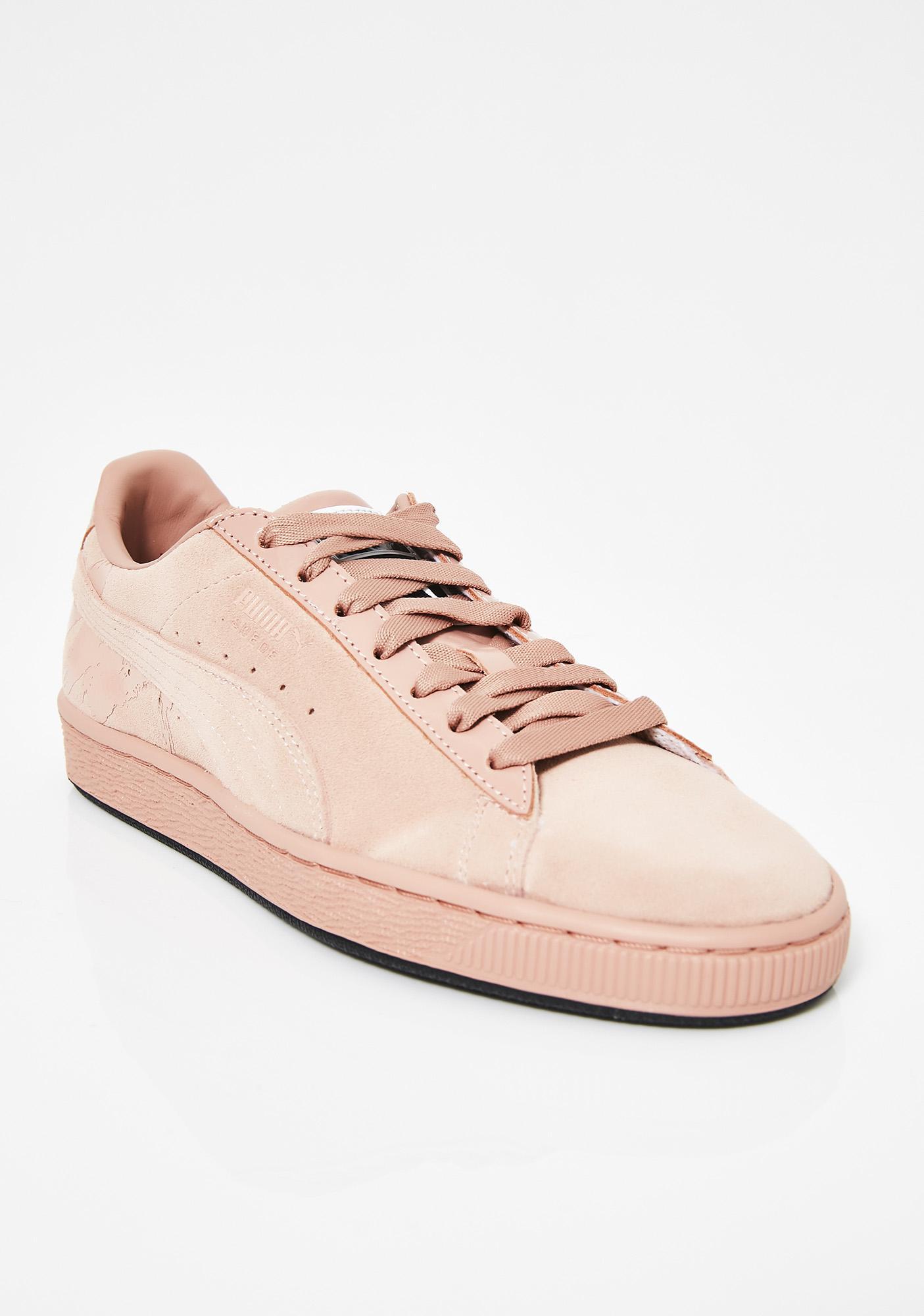 PUMA x Mac One Suede Classic Sneakers
