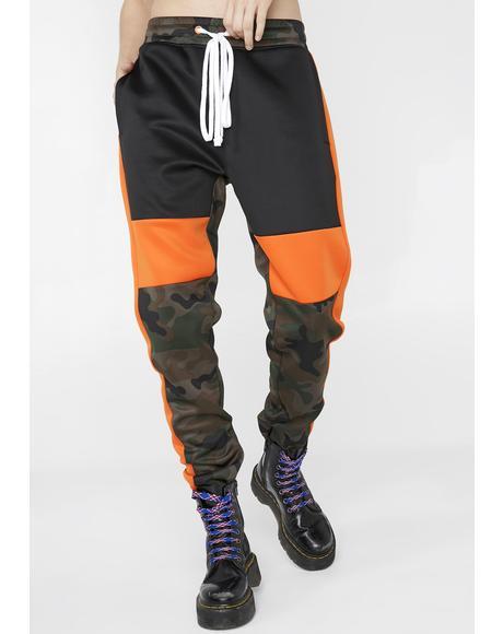 G Life Track Pants