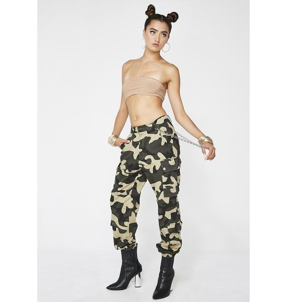War Ready Camo Pants