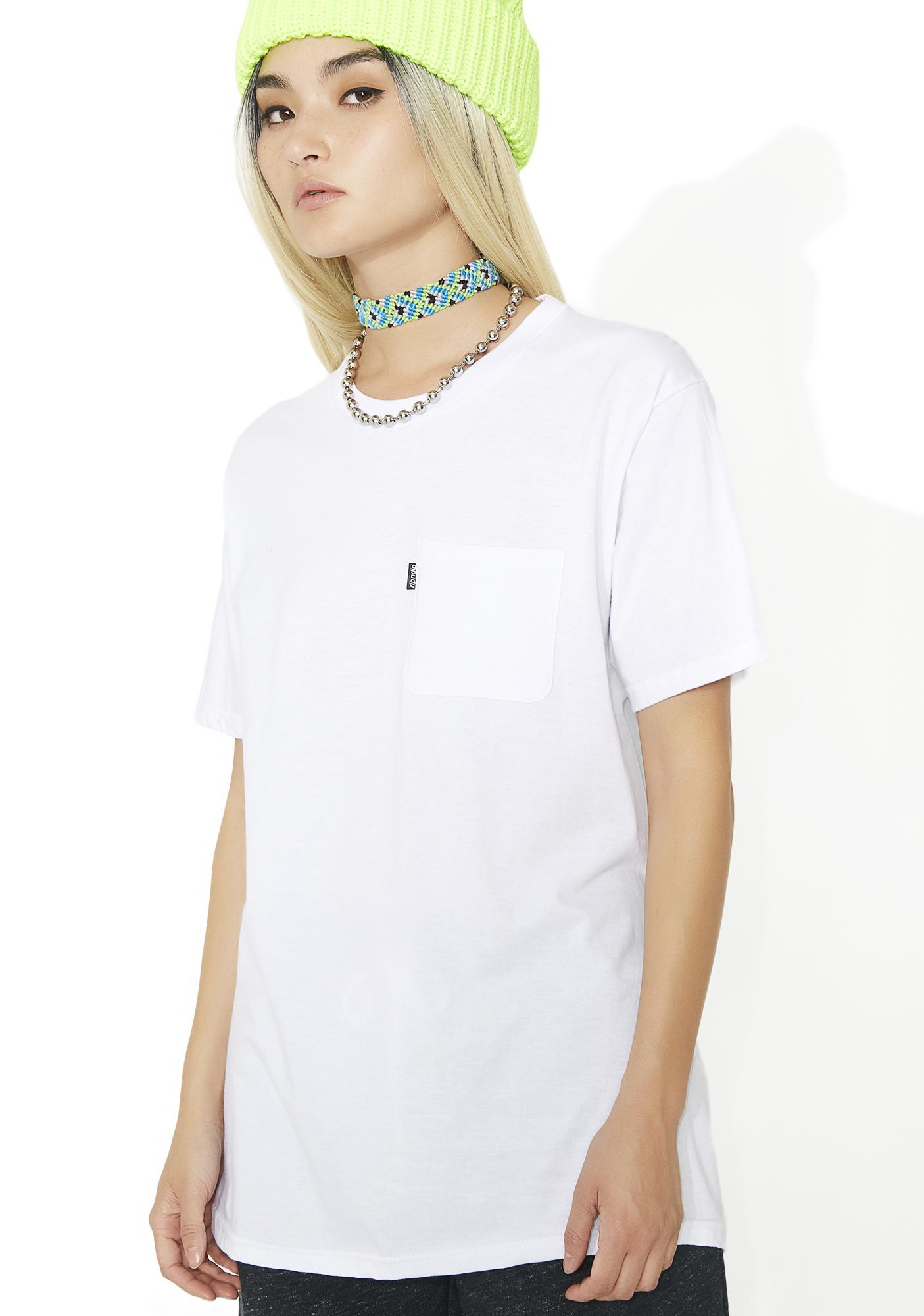 RIPNDIP Pure Nerma Lisa Pocket Tee