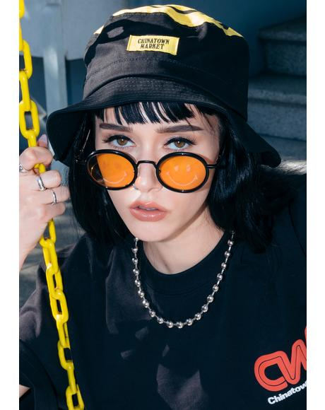 Smiley X Akila Sunglasses