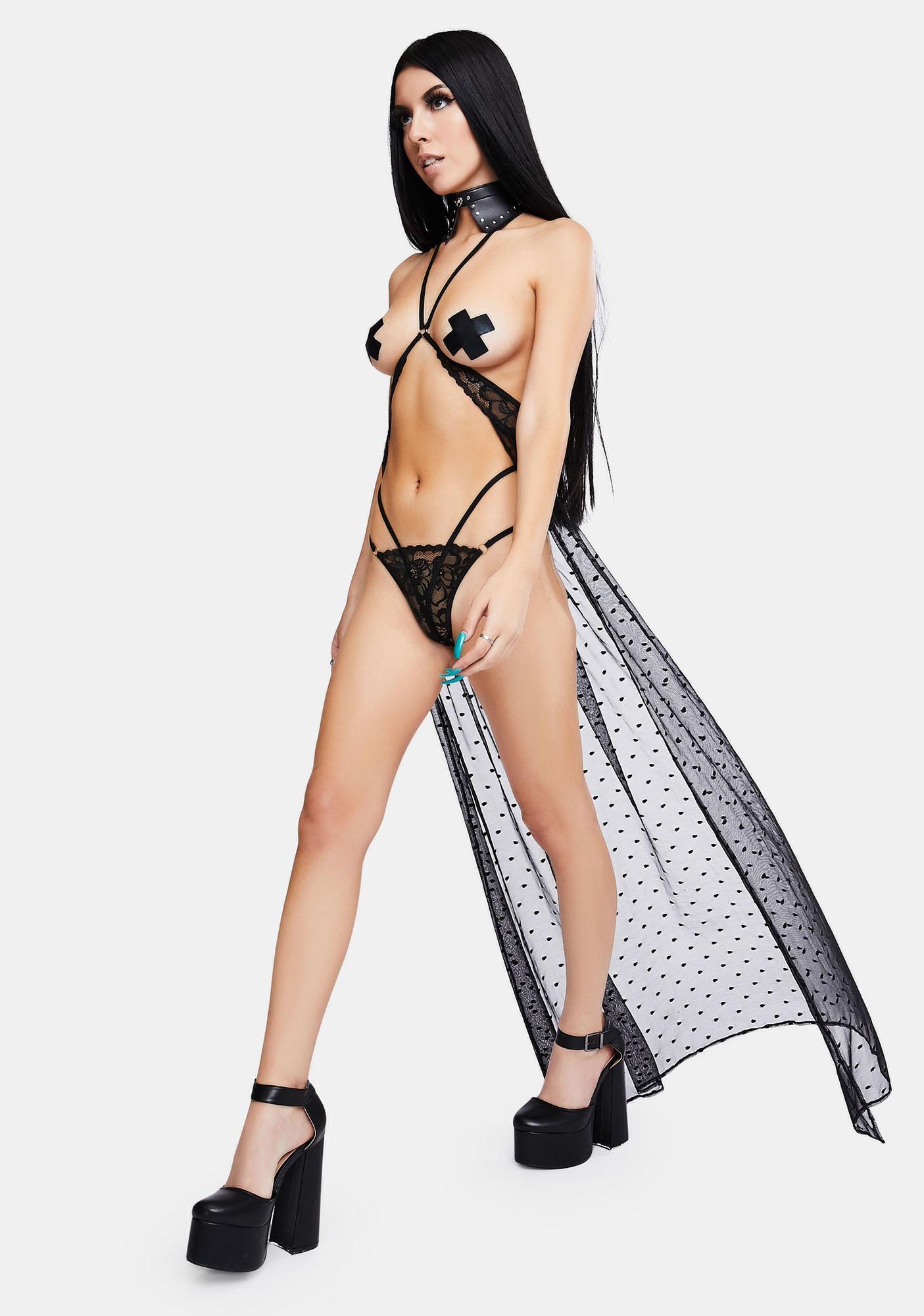 Sensual Favorite Nightgown Lingerie Set