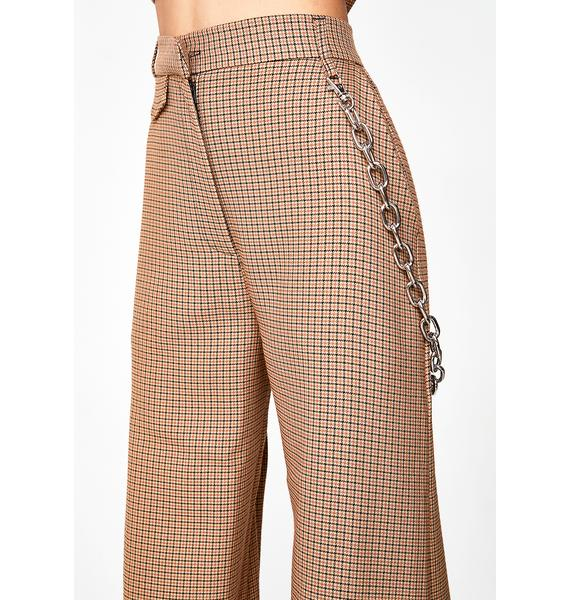 The Ragged Priest Tweed Trousers