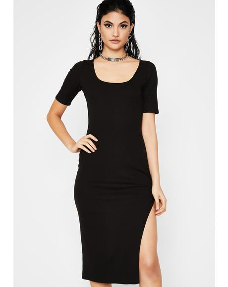 Hardcore Heaux Midi Dress