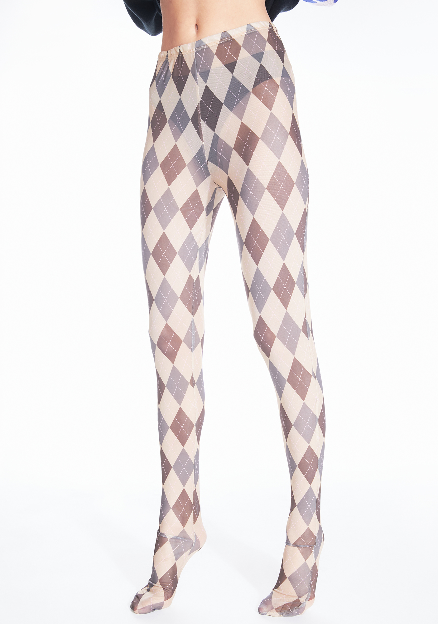 Bukser i Beige til Kvinder | Bershka
