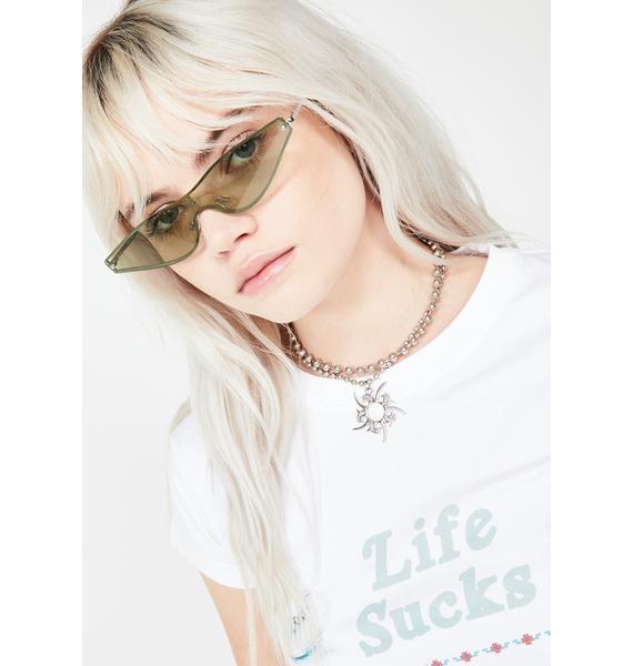 Dank Cyber Chronic Shield Sunglasses