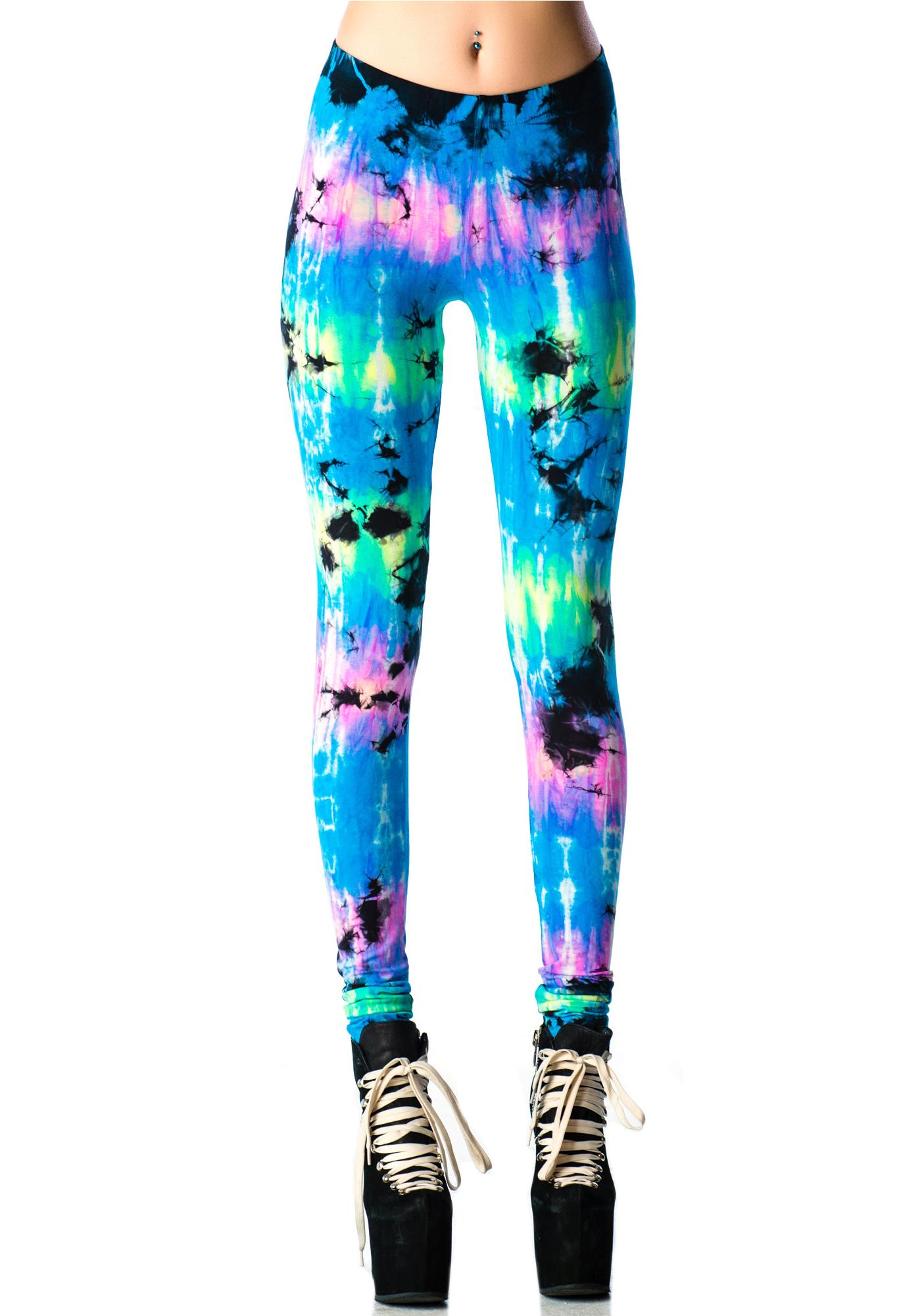 Lip Service Venice Tie Dye Leggings
